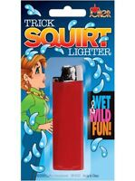SQUIRT CIGARETTE LIGHTER GAG JOKE PRANK NOVELTY TRICK MAGIC PARTY TOY KIDS HOBBY