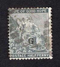South Africa Griqualand West 1878 stamp SG#15d used CV=110$
