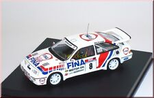 Ford Sierra RS Cosworth Rallye Tour de Corse 1990 Duez Lopes Trofeu 125 1:43