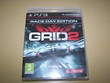 GRID 2 - Race Day Edition (Sony PlayStation 3, 2013) **New and Sealed**