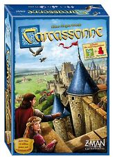 Carcassonne: New Edition Board Game Carcassonne (2015 New edition)