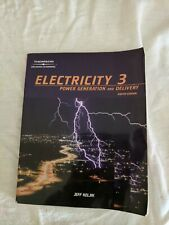 Electricity 3 : Power Generation, and Delivery by Jeff Keljik (2005, Trade Pape…