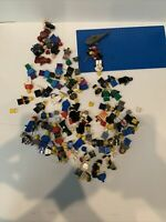 Lego Pieces, Minifigures, Accessories Lot 200+ Pieces All Together