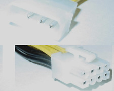 4 PIN Molex Connector TO 8 PIN XEON ADAPTER, PP-P4XEON-1