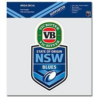 NSW Blues State of Origin iTag Mega Decal Sticker