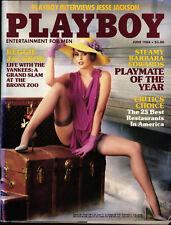 PLAYBOY US 6/1984 Juni / June - Emmanuelle IV - Sophie Berger + Mia Nygren - W
