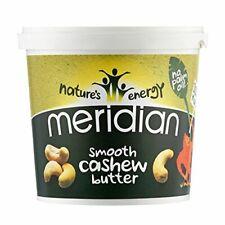 Burro di anacardi LISCIO 100% Nuts - 1kg