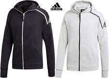 Adidas para hombre z.n.e. HD FR Rápido Liberación Zip Hoodie Pista Gimnasio-XXL