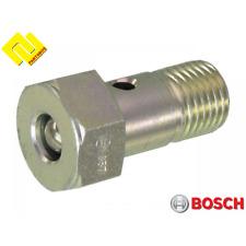 BOSCH 1417413047 FUEL PRESSURE OVERFLOW VALVE 1228128 ,79072618 ,51125050004 ,..
