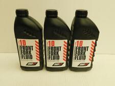 16,50€/l WP Original Gabelöl 10W 3 x 1 L High Performance Front Fork Fluid 10