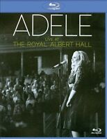ADELE Live At The Royal Albert Hall BLU-RAY/CD BRAND NEW All Regions