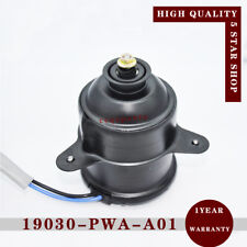 19030-PWA-J51 Radiator Cooling Fan Motor For 2002-2008 Honda Fit II (GD) 1.2 1.4