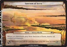 Sanctum of Serra // Presque comme neuf // Planechase // Engl. // Magic the Gathering