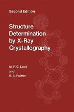 Structure Determination by X-Ray Crystallography-ExLibrary