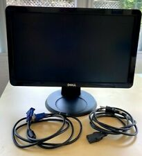 Dell IN1910NF LCD Monitor with VGA and Power Cable
