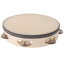Schellentrommel Tambourin Für Musik Lernen Kinder Geschenk Instrument