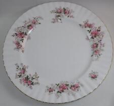 ** ** dos Rosa Lavanda Royal Albert platos Primera Calidad