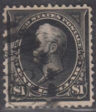 USA Scott #276A $1 Type II Used CV $210