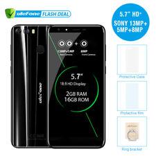 13MP 3*Càmera 5,7'' Ulefone MIX 2 Android 7.0 16Go 4G Téléphone Débloqué 3300mAh
