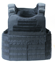 Voodoo Tactical MOLLE Heavy 10x12 Plate Carrier Soft & Hard Armor Vest 20-9099