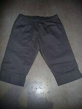 pantacourt TEX gris fille taille 6 ans pantalon