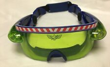 Buzz Lightyear Cosmic Goggles Glasses Toy Story Lights Up Batteries Installed