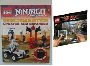 LEGO NINJAGO BRICKMASTER And set 5004394 with 3 x Minifigures