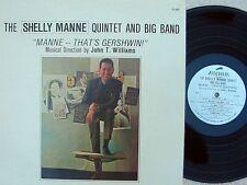 Shelly Manne US Reissue LP Manne that's Gershwin NM Trend DS909 Jazz Hard Bop