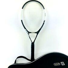 "Wilson nCode N6 Tennis Racquet Racket with Case 4 5/8"" Grip"