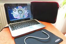 Samsung NF310 Netbook l 10 Zoll HD l mit EXTRAS I Windows 7 l 250GB I QWERTZ