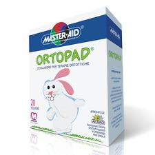 ORTOPAD - occlusore per terapie ortottiche M 20 pezzi  - Pietrasanta Pharma