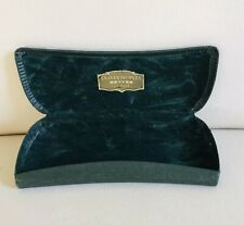 Vintage Oliver Peoples Green Eyeglass Case Only