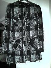 Zara Woolen Single Breasted Coats & Jackets for Women