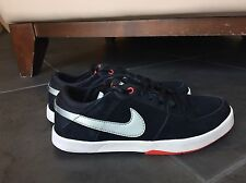 Nike Mavrk 3 (GS) Black / Matte Silver - White Red Size 5.5 Y Skateboard