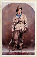 1895 Calamity Jane Portrait 36 x 23 Hi-Q Lg-Format Art Poster ~ Wild West Star