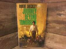 Journey Beyond Tomorrow (Signet SF, D2223) by Robert Sheckley