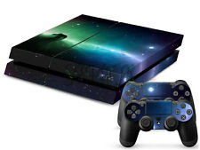 Deep Space Decal Sticker for Playstation 4 PS4 + Controller Skins Wrap Galaxy