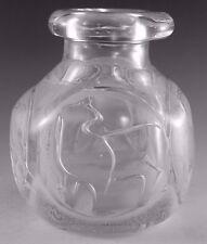 """SKRUF Glass - Bengt Edenfalk - Thallatta Vase - 6"""" - Unique Piece"""