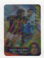 figurina CALCIO ANIMOTION 2003/04 MILAN MALDINI