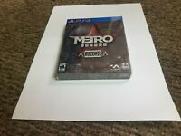 Metro Exodus limited Aurora Edition (Sony PlayStation 4, 2019) new ps4