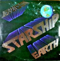 Jefferson Starship - Earth [ 1978 US Vinyl LP Album Pop Rock Grace Slick Craig ]