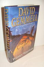 Winter Warriors by David Gemmell UK 1st/1st 1997 Bantam Press Hardcover