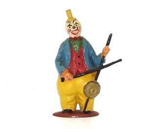 TIMPO CLOWN - LEAD FIGURE FROM THE 50'S - OLD SHOP STOCK - RARE!