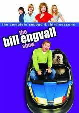 BILL ENGVALL SHOW: COMPLETE SECOND & THIRD SEASONS Region Free DVD - Sealed
