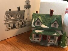 Dept 56 Heritage Collection New England Village Series Craggy Cove Lighthouse