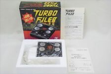 TURBO FILE 2 II Famicom AS-TF21 MINT Condition Boxed ASCII Nintendo JAPAN 2544