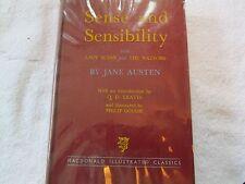 Sense and Sensibility (Lady Susan & Watsons)- Austin - COVER MOUNTED BACKWARDS!!