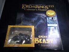 Lord of the Rings Figures - Issue 115 Great Beast sat Pelennor Fields eaglemoss