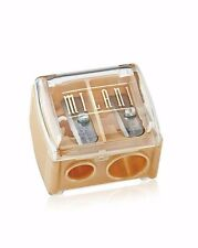 New Milani Duo Sharpener Dual Makeup Sharpener w/ Cover Lip Eye Pencil (Sealed)