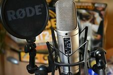 Rode NT2-A Mutli Pattern Condenser Microphone NT2A PERFECT CONDITION